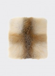 GOLDEN ISLAND FOX CUSHION