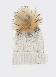 WOOLHAT (OFF-WHITE)
